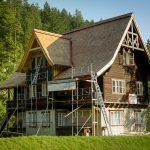 Sanierung alter Holzbauten durch die Holzbau Strigl GmbH