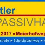 Holzbau Strigl: Mostviertler Passivhaustag 11. November 2017