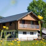 Holzbau Strigl - Aufstockung Lunz