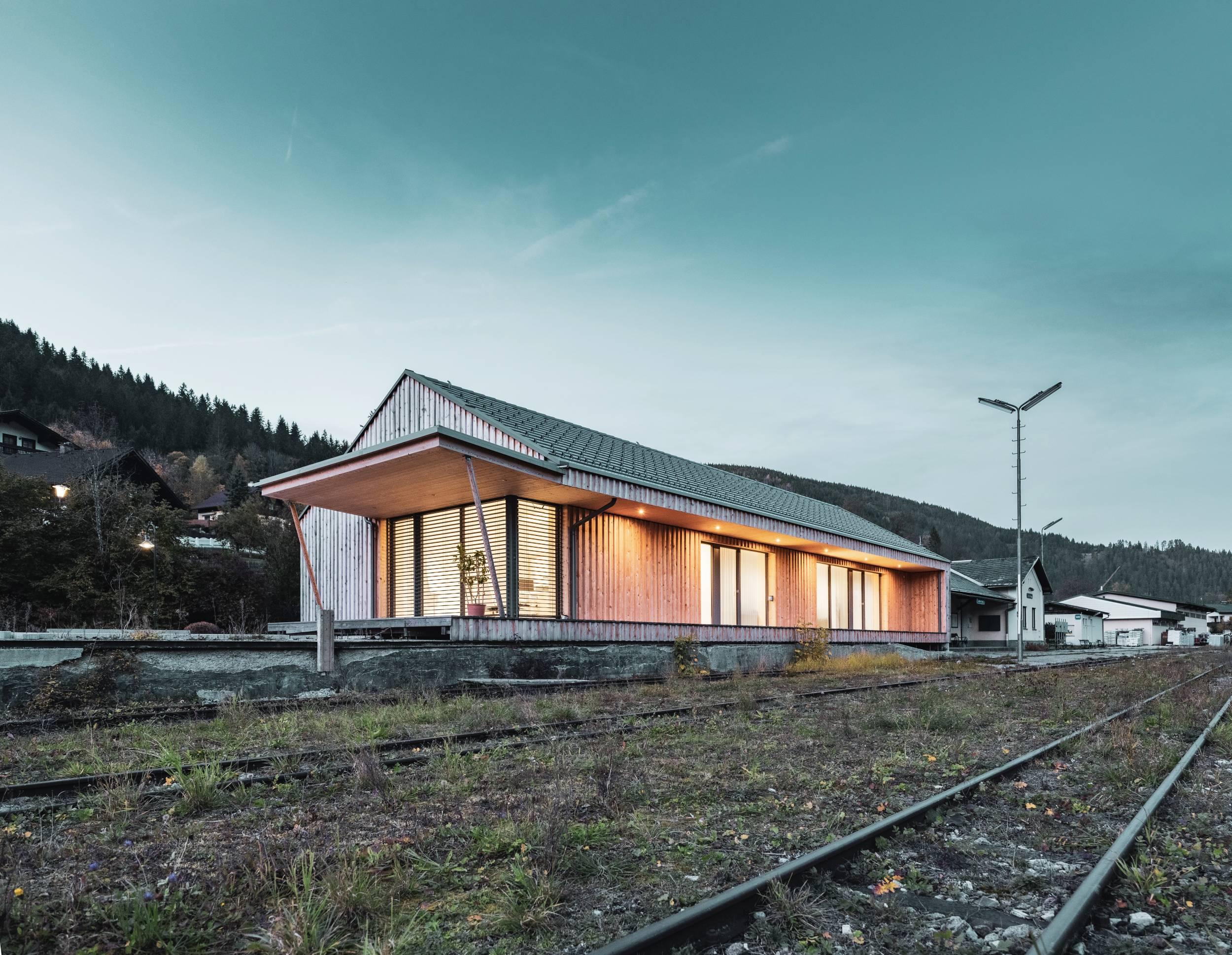 Bürogebäude Lunz am See