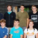8 neue Zimmerer Lehrlinge ab Juli 2020