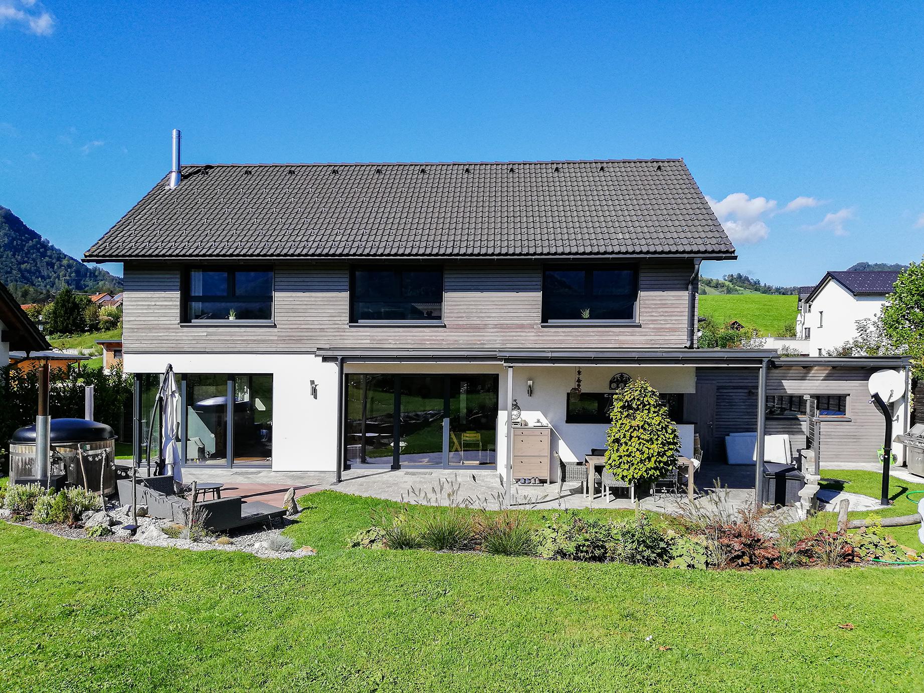 Einfamilienhaus in Großraming